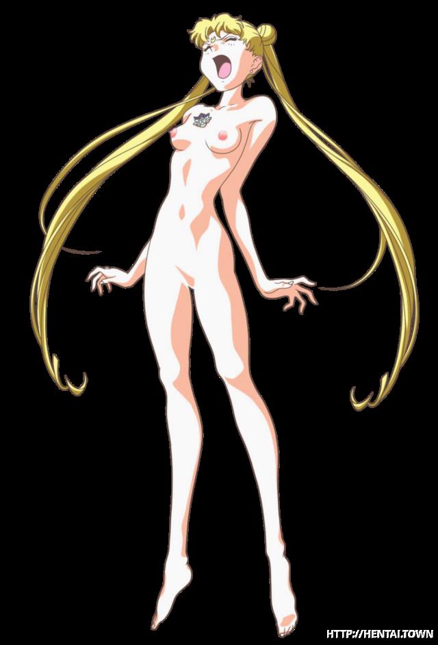 hentai moon Nude sailor